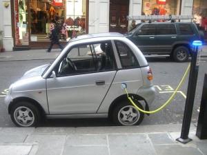 El coche eléctrico más cerca