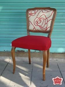 Muebles vintage una vuelta por viejos son los trapos - Sillas restauradas ...