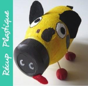 C mo fabricar juguetes con botellas de pl stico for Juguetes de plastico
