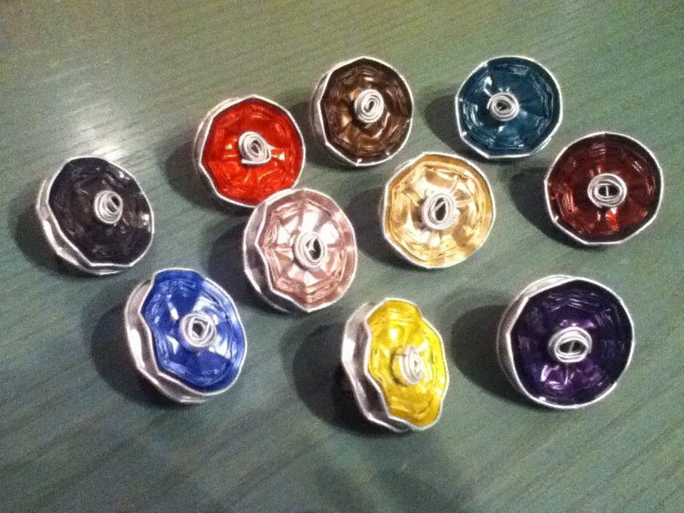 Más anillos con cápsulas Nespresso