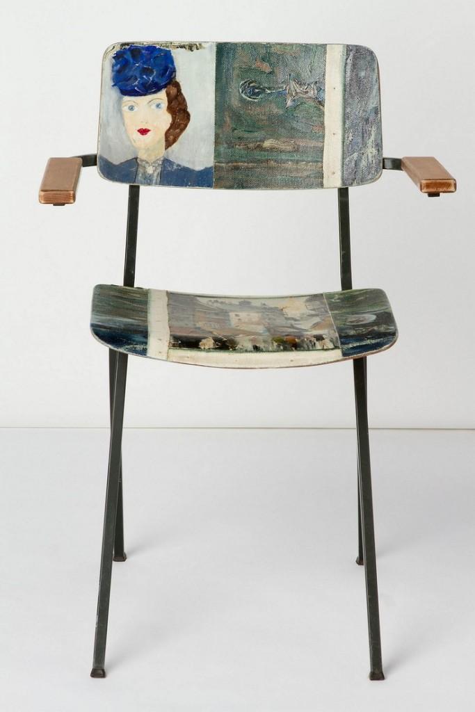Reciclar muebles de madera manualidades artesanas - Sillones originales ...