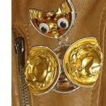 Amuleto de la suerte casero con cápsulas nespresso: búho