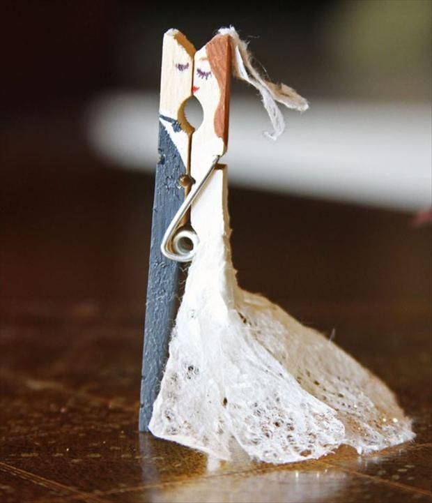 Regalos de boda para invitados con pinzas de la ropa - Regalos de boda originales para invitados ...