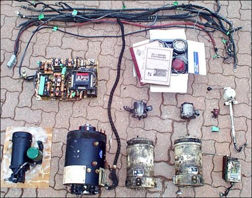 Convertir un coche de gasolina en un coche eléctrico