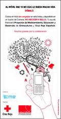 Dona tu móvil en favor del desarrollo y del medio ambiente