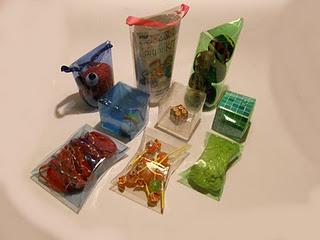 Cómo fabricar cajas de plástico con botellas