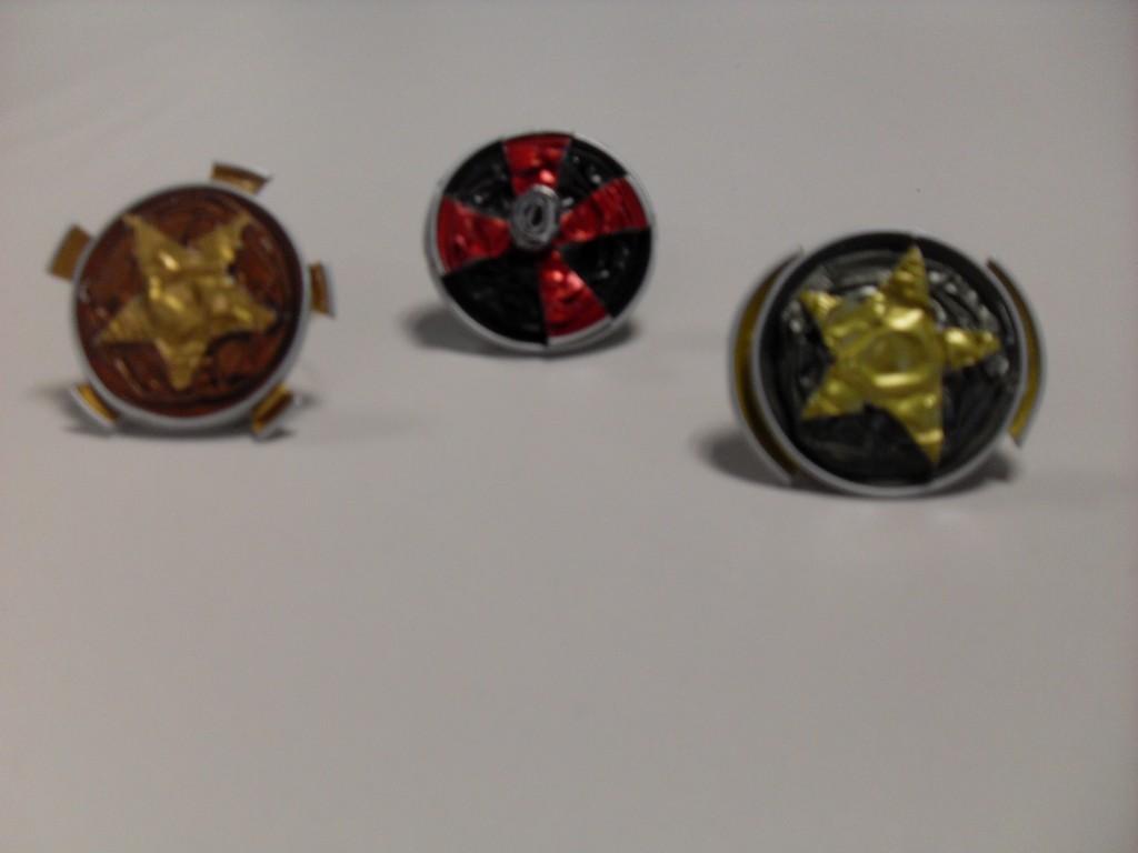 Surtido de anillos con cápsulas de café nespresso