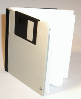 Reciclar disquetes