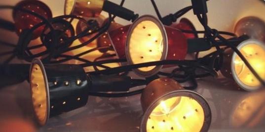 Luces de Navidad para árboles navideños