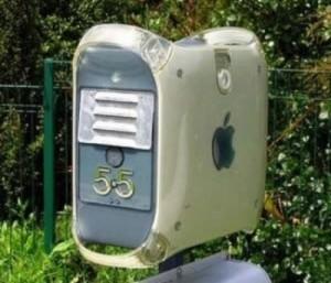 Reutilizar cpu viejo en buzón de correo